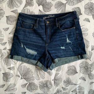 Universal Thread - High Rise Midi Shorts - Size 12